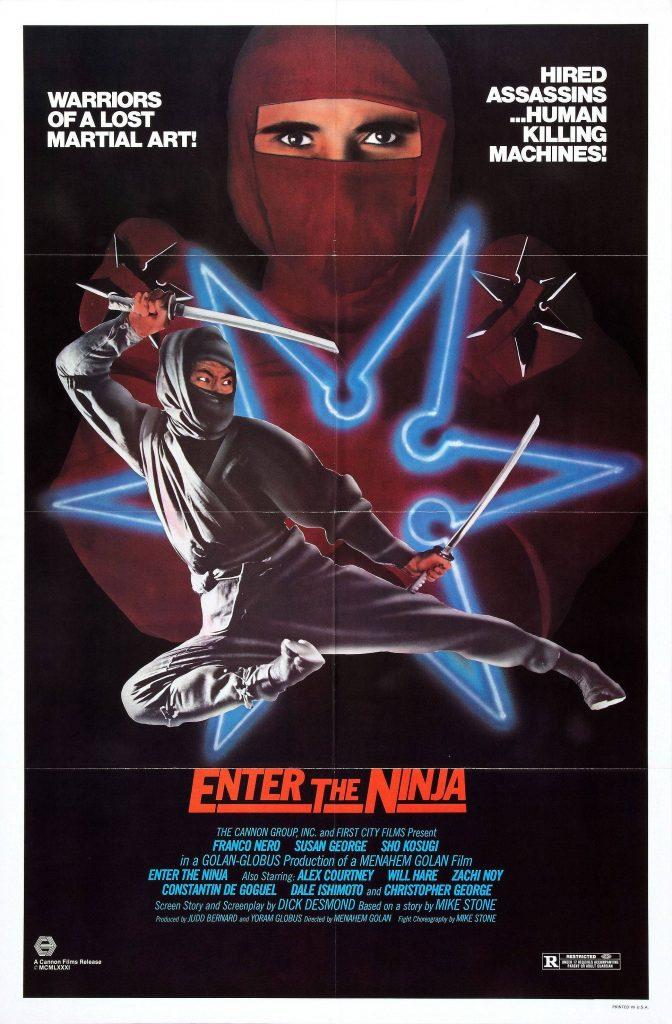 parodie film ninja