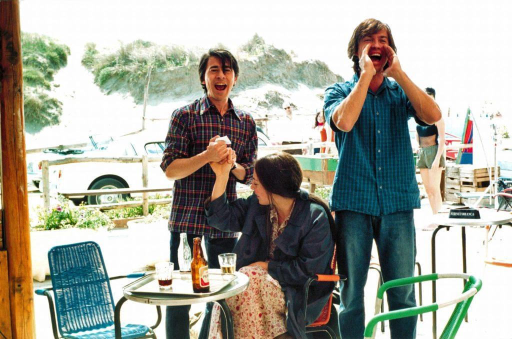 Nos Meilleures annees (THE BEST OF YOUTH, aka LA MEGLIO GIOVENTU), Luigi Lo Cascio, Alessio Boni, Jasmine Trinca, 2003 de MarcoTullioGiordana